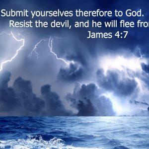 Draw Near to God! James 4:7-10
