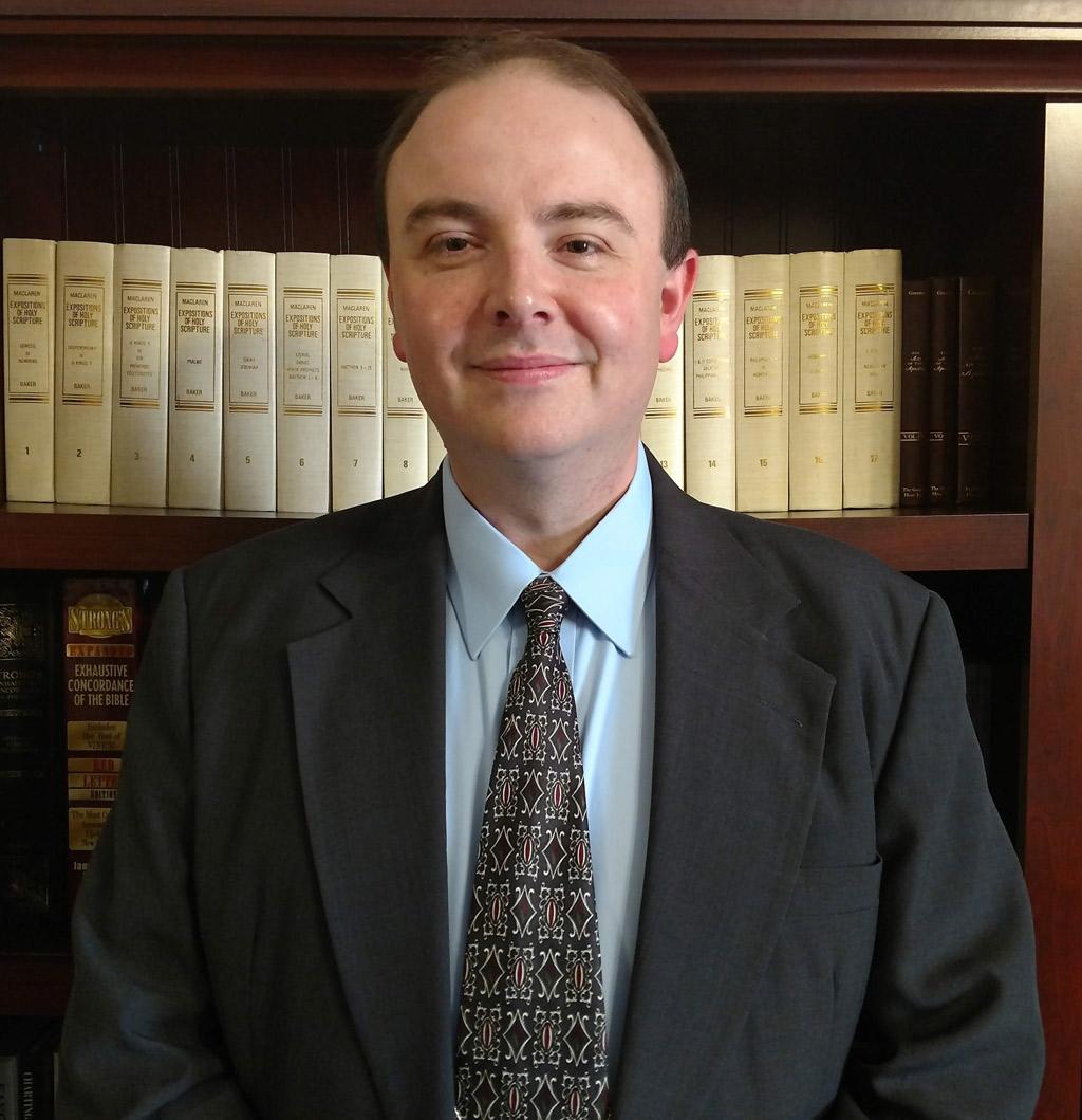 Pastor Kyle Rhea